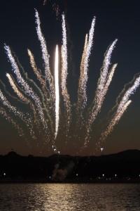 Let the Fireworks begin!