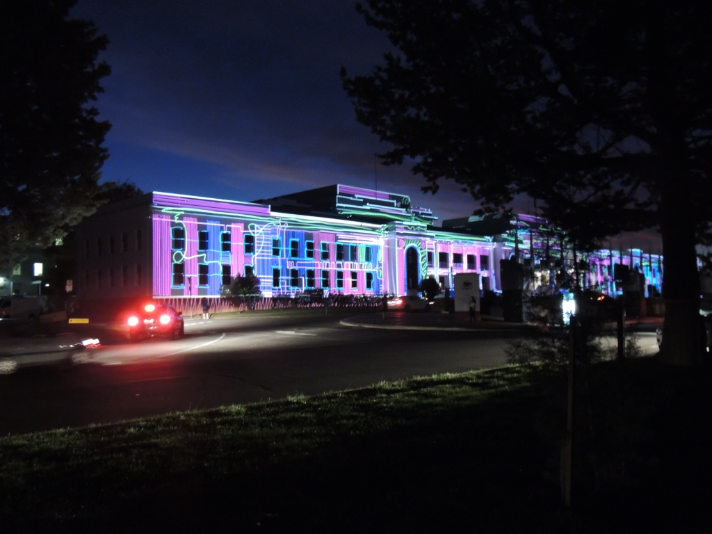 Enlighten 2014, Canberra