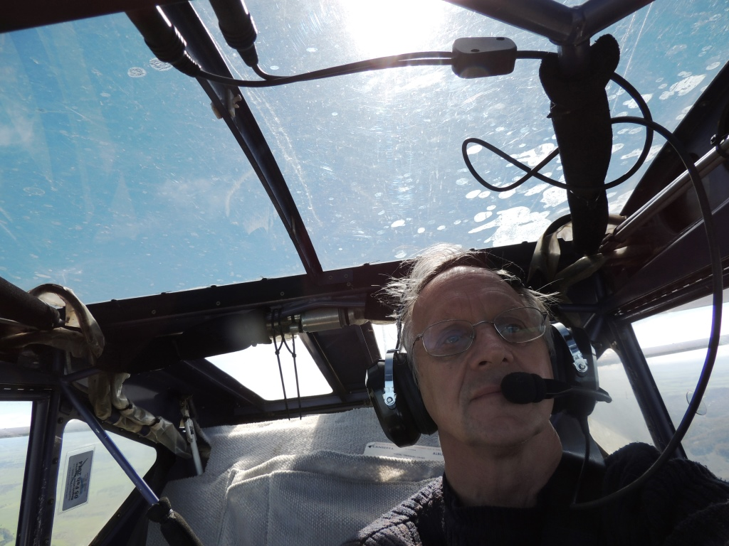 Flying Solo – Up from Goulburn this morning