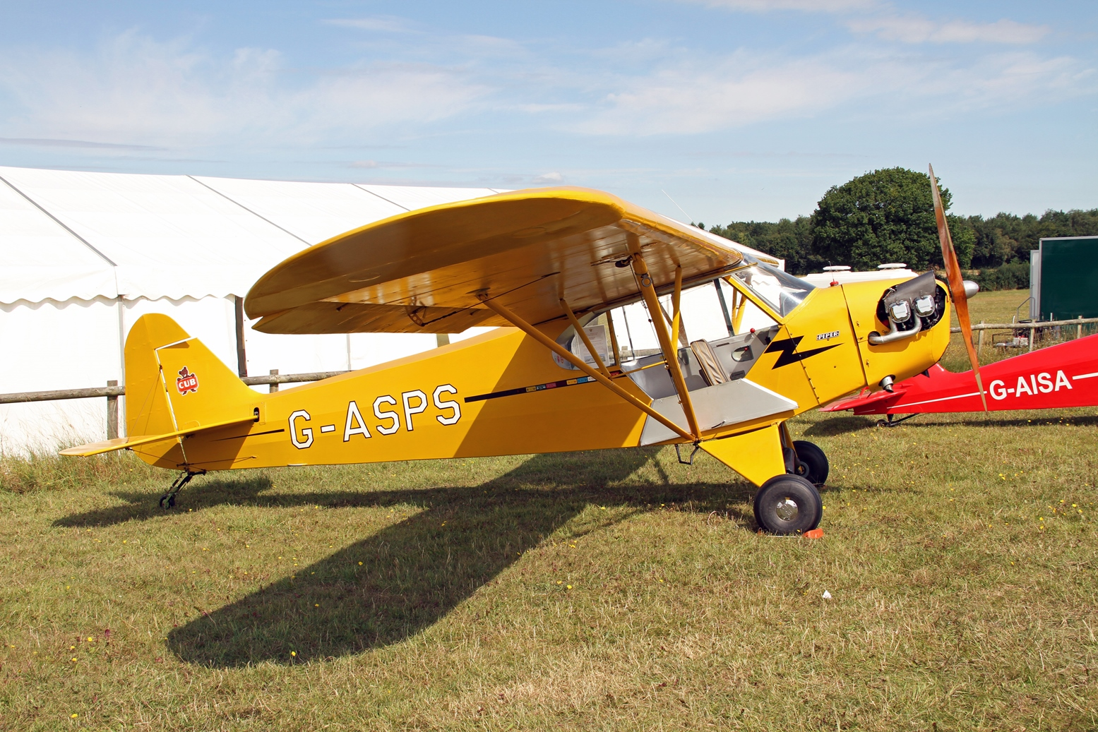 Vintage Aircraft Club 50th Anniversary