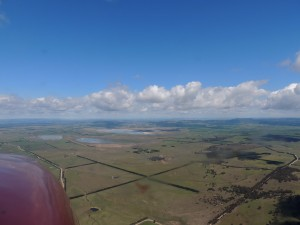 The Lakes were the turning point for the return to Goulburn