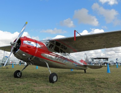 The magnificent Cessna 195