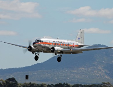 Still going strong - the Air Nostalgia DC-3