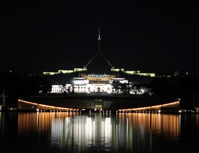 A reflective parliament on Anzac Day