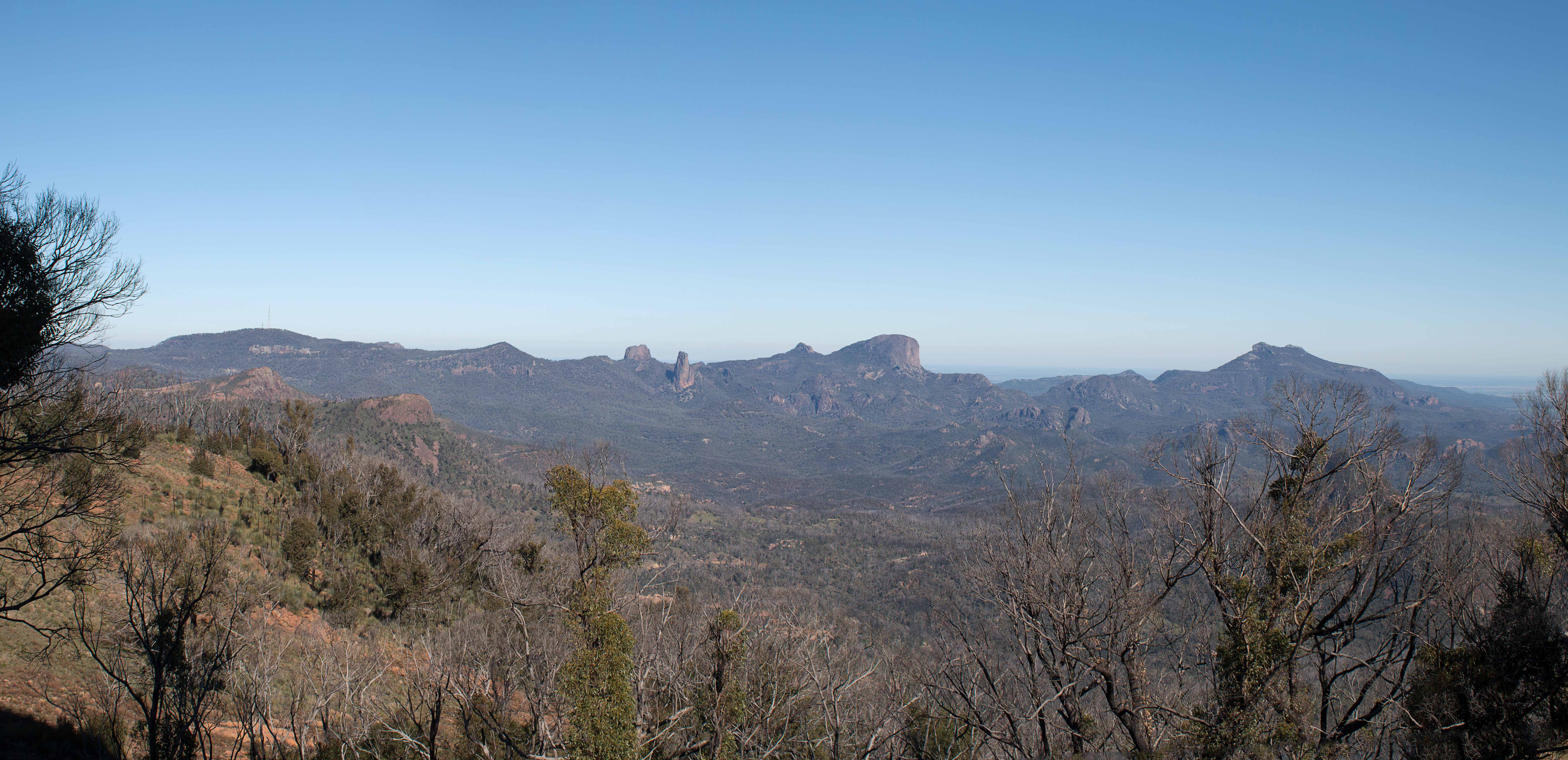 A weekend in the Warrumbungles