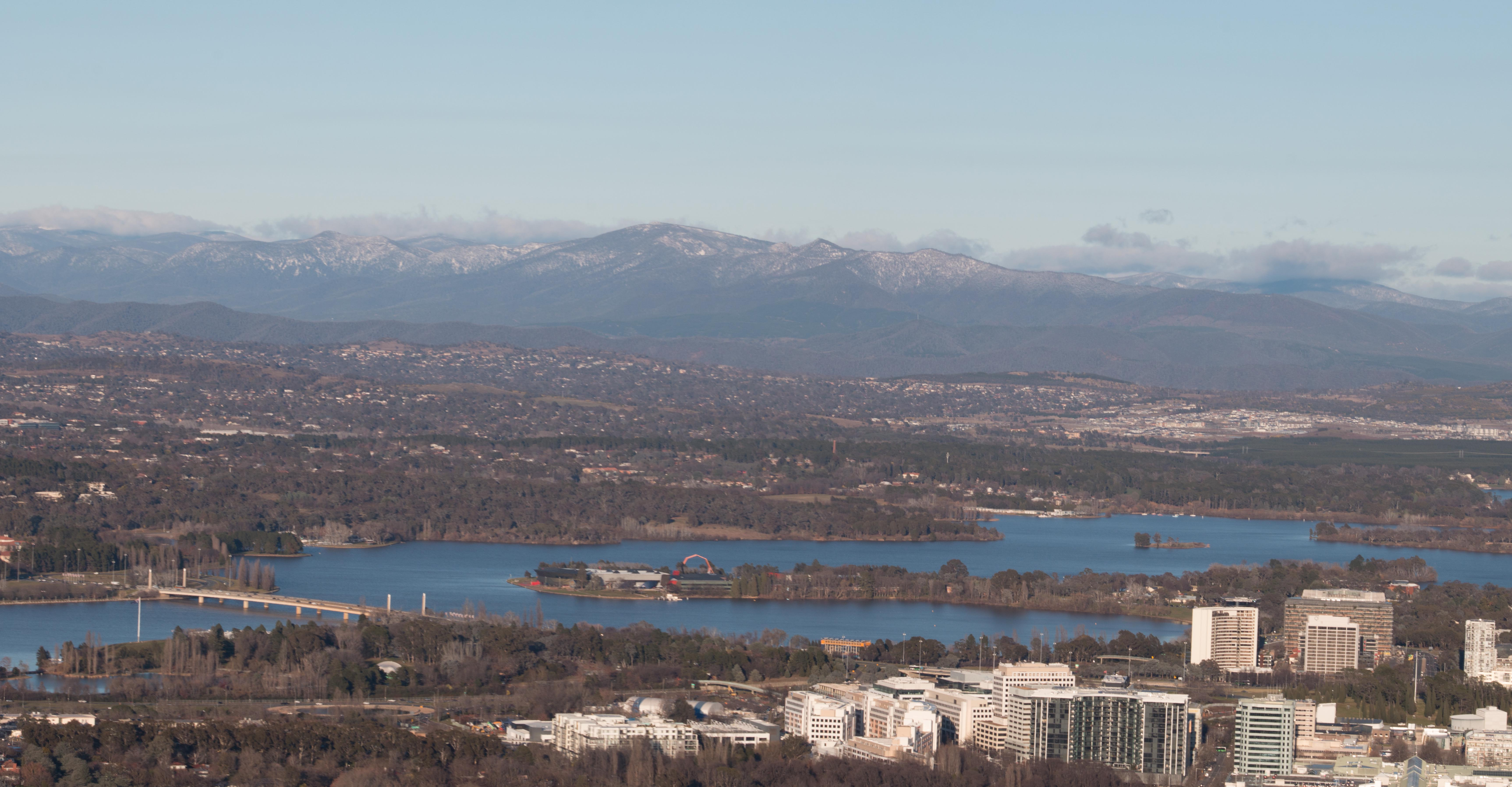 Leaving a Canberra winter for Jawun and Broome