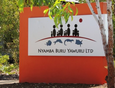 Yawuru - Traditional owners of Broome, and where we are working