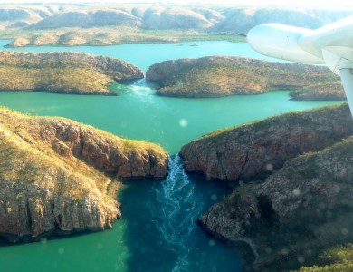 The Horizontal Falls