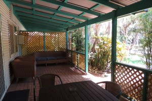 Habitat balcony