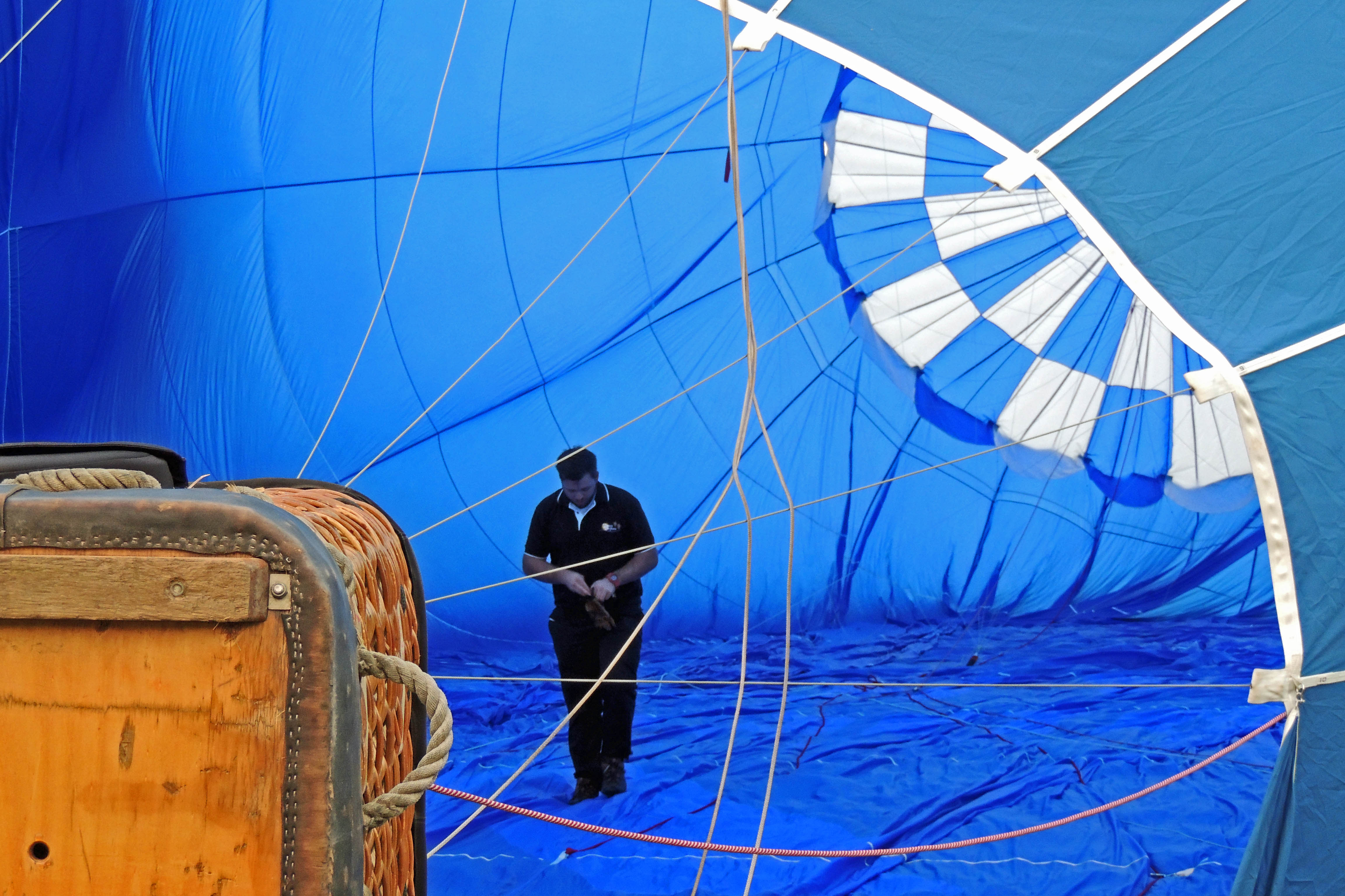 A Canberra Balloon Trip